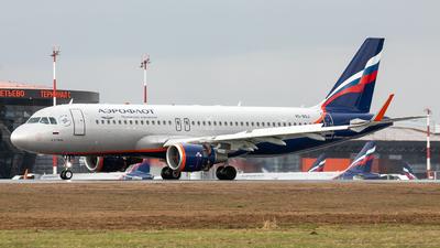 A picture of VQBSJ - Airbus A320214 - Aeroflot - © Svyatoslav