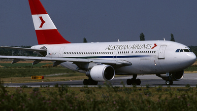 OE-LAC - Airbus A310-324(ET) - Austrian Airlines