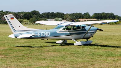 D-EEND - Cessna 182P Skylane - Private