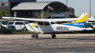 N803PA - Cessna 172S Skyhawk SP - Pan Am International Flight Academy