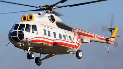 631 - Mil Mi-8P Hip - Poland - Air Force