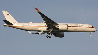 F-WZHF - Airbus A350-941CJ - Germany - Air Force