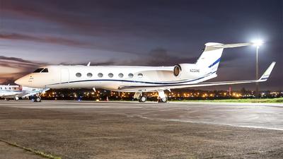 N550NE - Gulfstream G550 - Private
