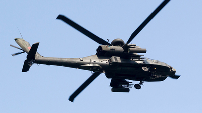 068 - Boeing AH-64D Apache - Singapore - Air Force