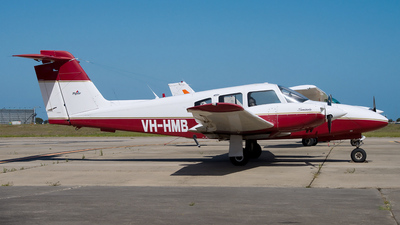 VH-HMB - Piper PA-44-180 Seminole - Private