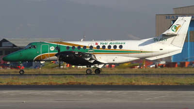 9N-AHY - British Aerospace Jetstream 41 - Yeti Airlines