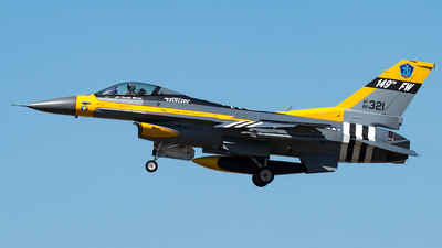 86-0321 - General Dynamics F-16C Fighting Falcon - United States - US Air Force (USAF)