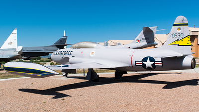 57-0590 - Lockheed T-33A Shooting Star - United States - US Air Force (USAF)