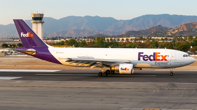 A picture of N748FD - Airbus A300B4622R(F) - FedEx - © Ricky Teteris