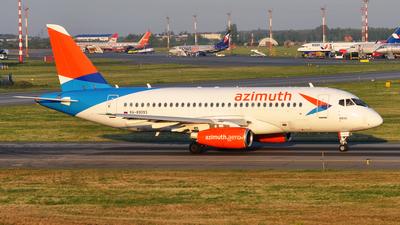 RA-89093 - Sukhoi Superjet 100-95LR - Azimuth Airlines