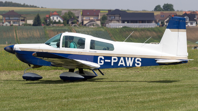 A picture of GPAWS - Gulfstream AA5A Cheetah - [AA5A0806] - © Łukasz Stawiarz