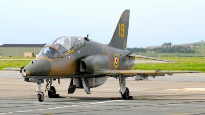 XX184 - British Aerospace Hawk T.1 - United Kingdom - Royal Air Force (RAF)