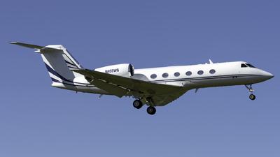 N455WG - Gulfstream G-IV(SP) - Private