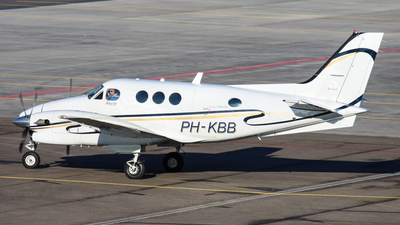 PH-KBB - Beechcraft C90A King Air - Private