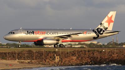 VH-VQF - Airbus A320-232 - Jetstar Airways
