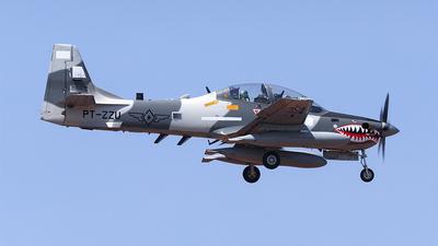 PT-ZZU - Embraer A-29B Super Tucano - Embraer