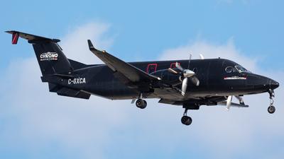 C-GXCA - Beech 1900D - Chrono Aviation