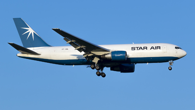 A picture of OYSRL - Boeing 767232(BDSF) - Star Air - © RAFAL KUKOWSKI