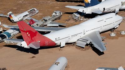 N956JM - Boeing 747-438 - Untitled