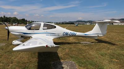 OM-DBV - Diamond DA-40 Diamond Star - Private