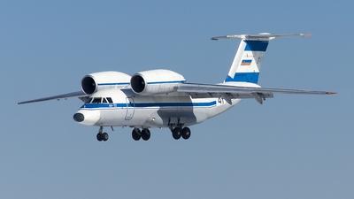 41 - Antonov An-72 - Russia - Navy