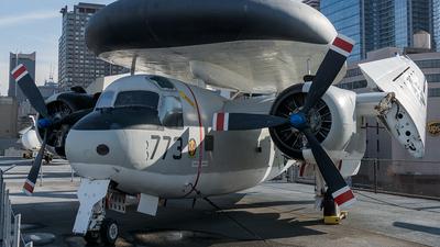 147212 - Grumman E-1B Tracer - United States - US Navy (USN)