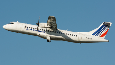 F-GVZN - ATR 72-212A(500) - Air France (Airlinair)
