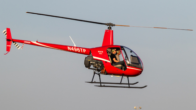 N496TP - Robinson R22 Beta - Private