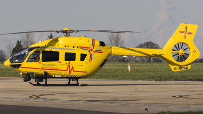 G-RESU - Airbus Helicopters H145 - Bond Air Services