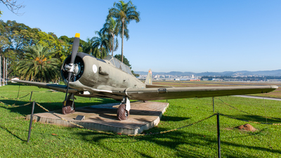 FAB1478 - North American AT-6 Texan - Brazil - Air Force