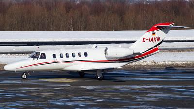 D-IAKN - Cessna 525A CitationJet 2 Plus - Private