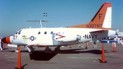 N307NT - North American T-39N Sabreliner - Private