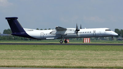 G-ECOI - Bombardier Dash 8-Q402 - Flybe