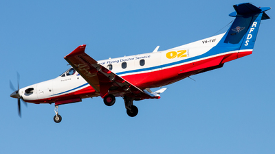 A picture of VHFVF - Pilatus PC12/47E - [1228] - © TommyNG