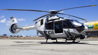 PR-EBS - Airbus Helicopters H135 - Government of Ceará State