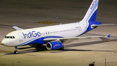 A picture of VTIGY - Airbus A320232 - [4535] - © Sandeep Pilania