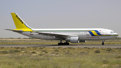 ST-ATA - Airbus A300B4-622R - Sudan Airways