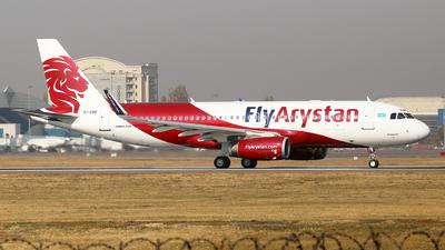 EI-KBE - Airbus A320-232 - Fly Arystan