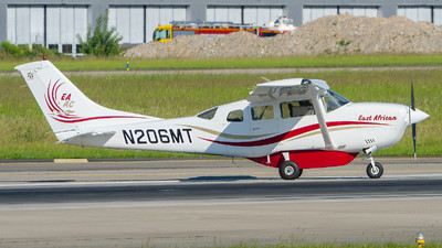 N206MT - Cessna 206H Stationair - Private