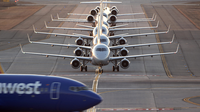 KCLT - Airport - Ramp