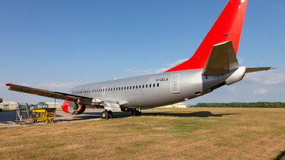 G-CELA - Boeing 737-377(QC) - Untitled