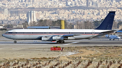 5-8312 - Boeing 707-3J9C - Iran - Air Force