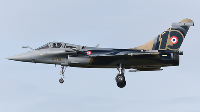 109 - Dassault Rafale C - France - Air Force