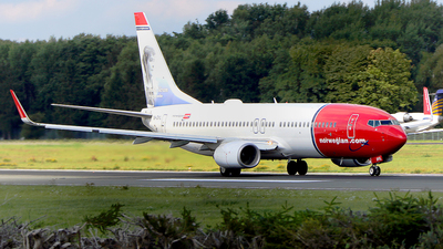 LN-DYL - Boeing 737-8JP - Norwegian