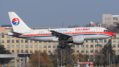 B-6431 - Airbus A319-115 - China Eastern Airlines