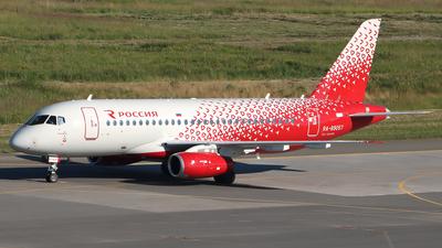 A picture of RA89057 - Sukhoi Superjet 10095B - Rossiya - © SeniorNN