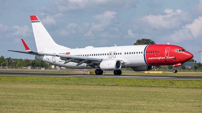 LN-NGH - Boeing 737-8JP - Norwegian