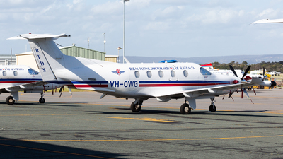 A picture of VHOWG - Pilatus PC12/47E - [1155] - © Joel Baverstock