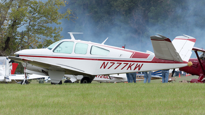 N777KW - Beechcraft V35A Bonanza - Private