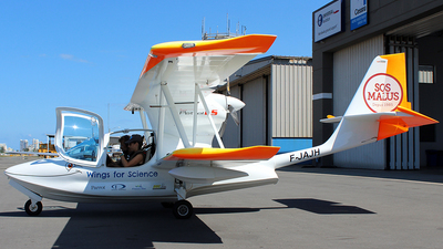 F-JAJH - Edra Aeronautica Super Pétrel LS - Private